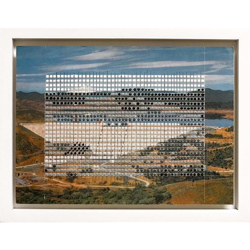 Borrowed Landscapes Study No.94/California, Mount Shasta Dam, 2017