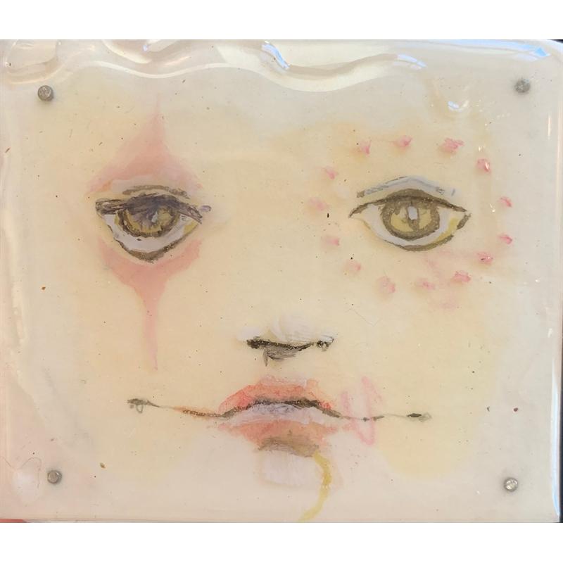 Small Face Block 1, 2020