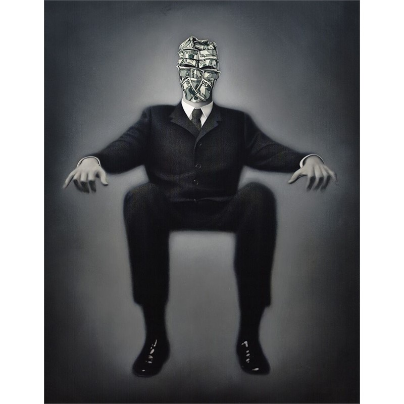 Throne (SOLD), 2016