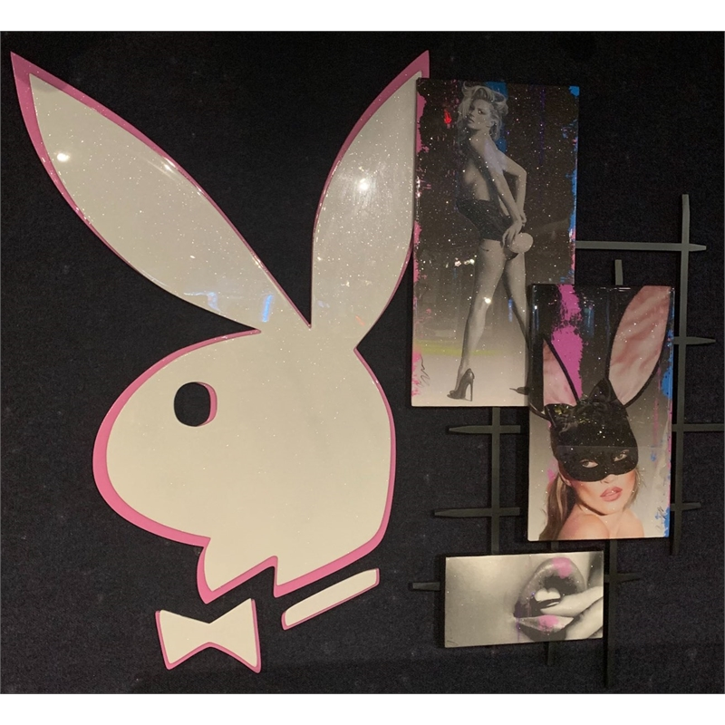 Installation: Playboy Kate Moss (/1)
