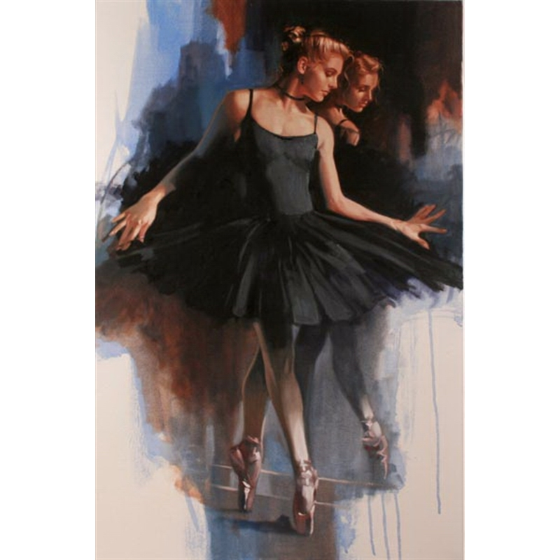 Duo Noir by Richard Johnson
