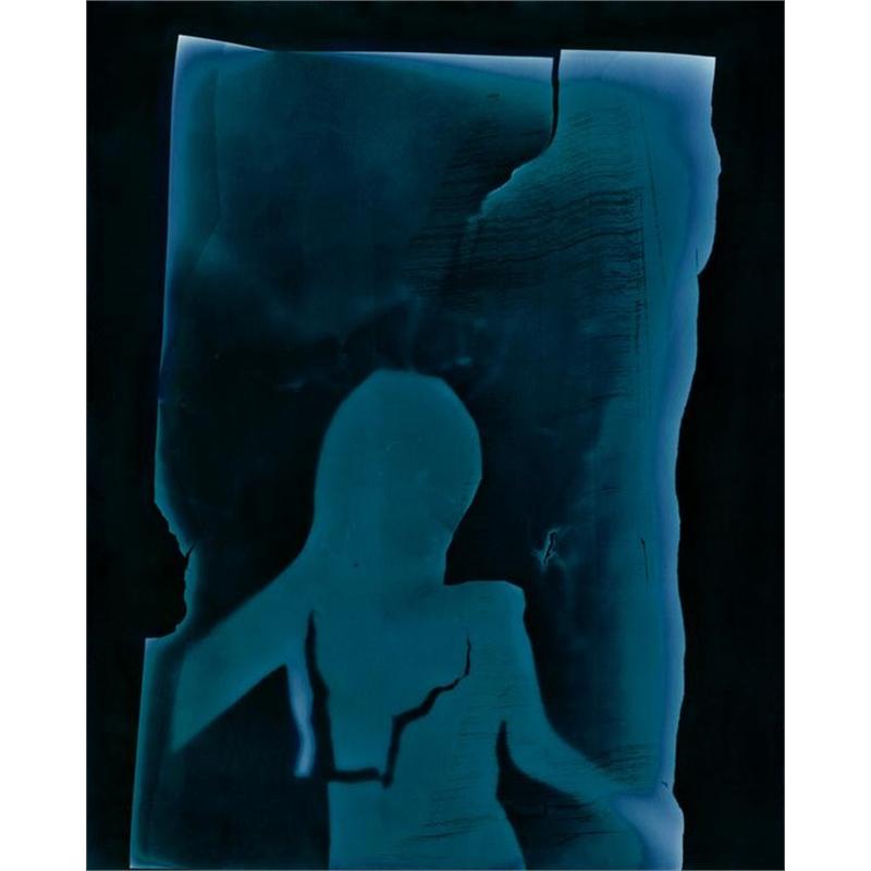 Blue Woman II