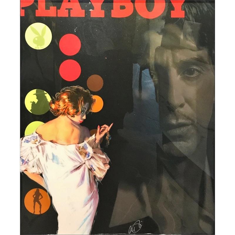 Playboy Pacino- With Pacino Signature by Adam Scott Rote