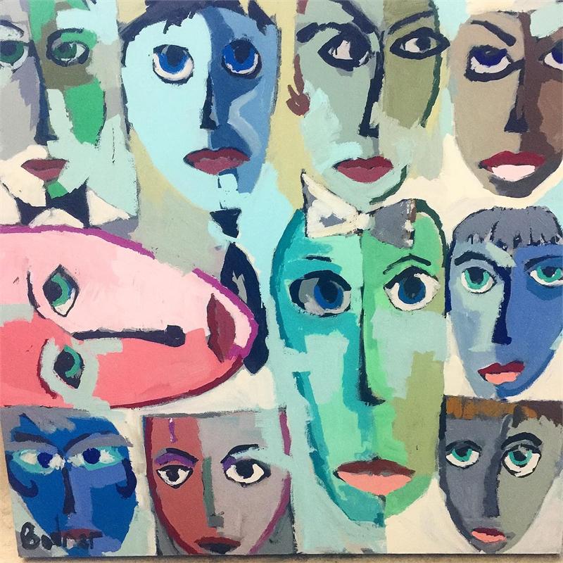 Faces, 2019