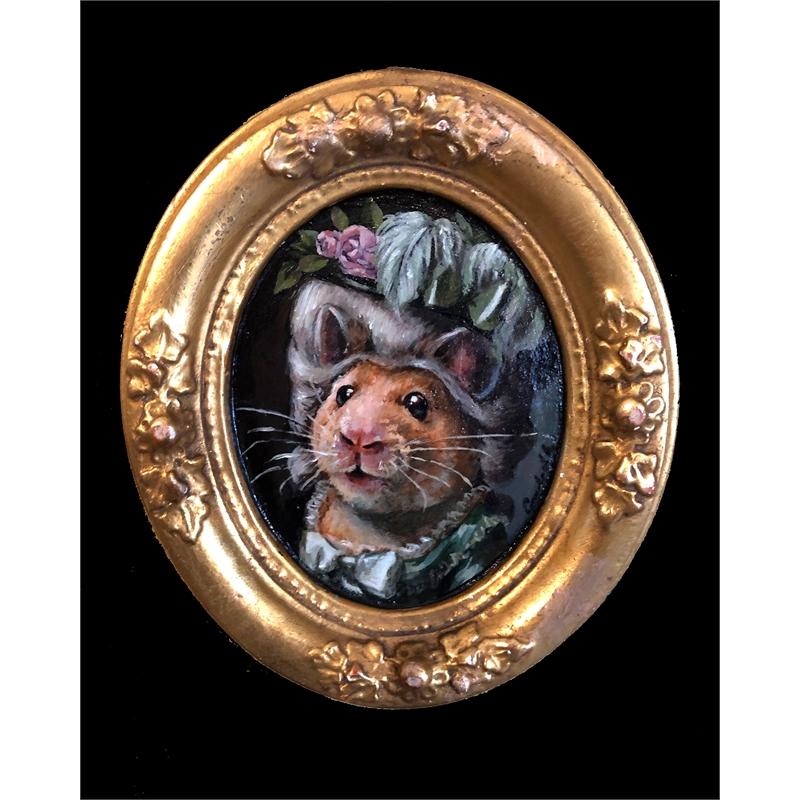 Mademoiselle Hamster, 2019