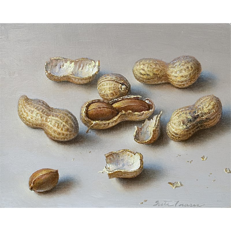 Light Peanuts