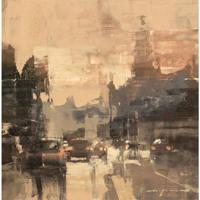 Cityscape  - Composed Form Study no. 23, 2016