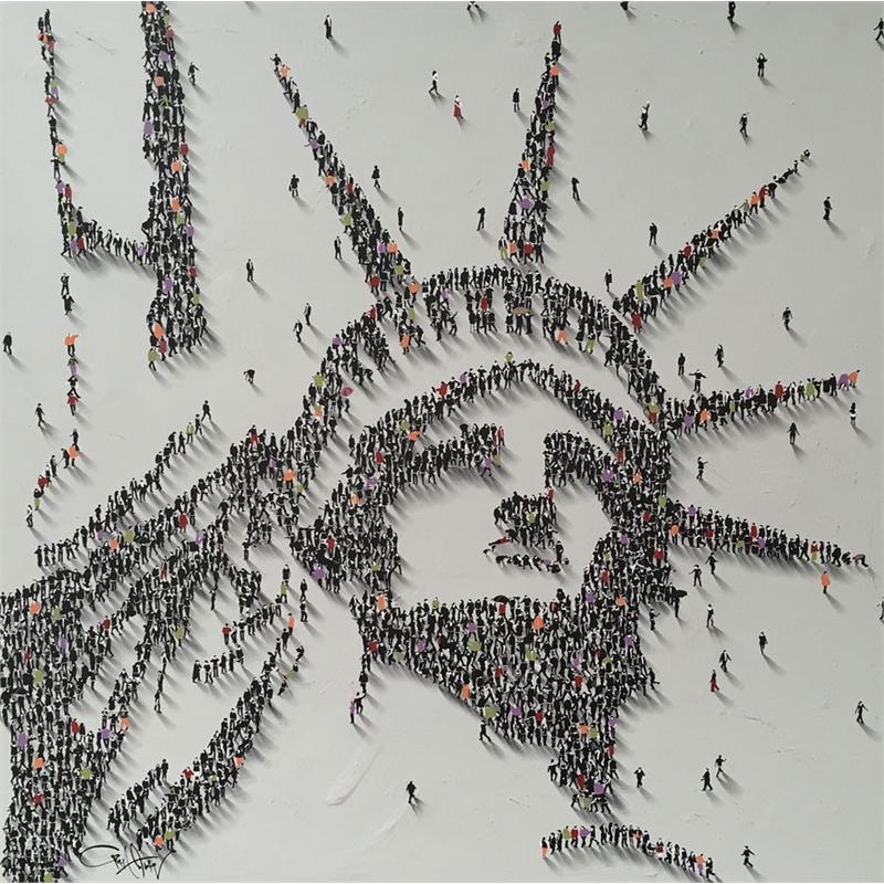 Liberty Enlighten The World, 2019