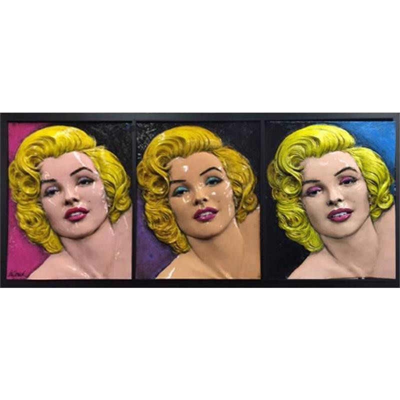 Original Marilyn Triptych