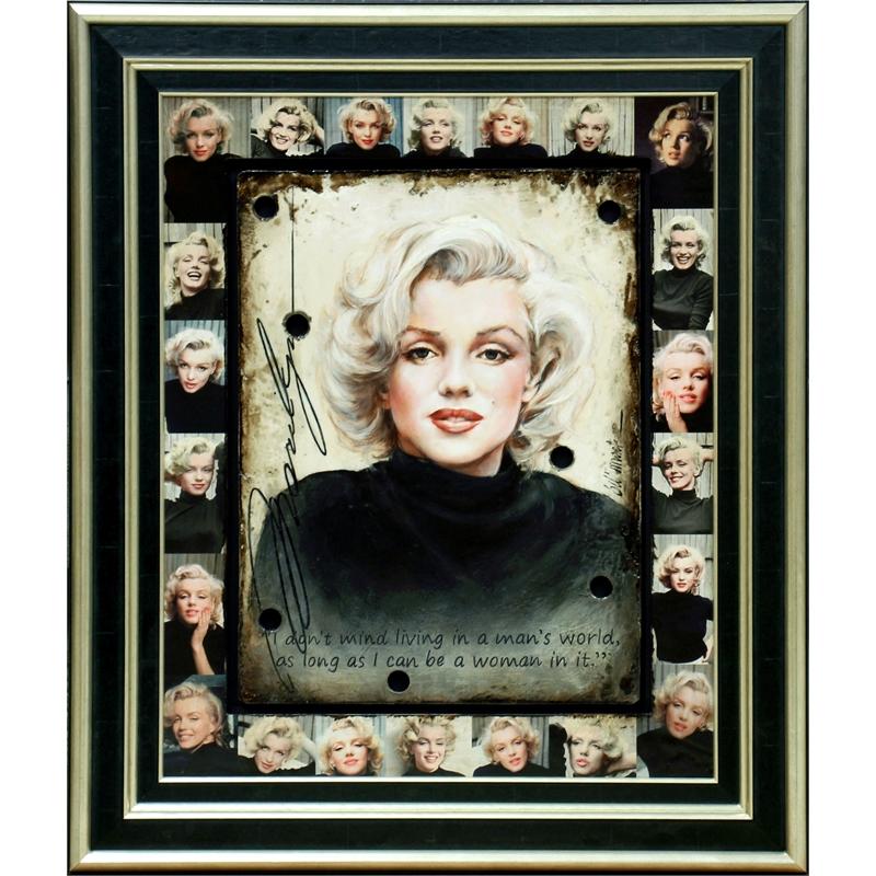 Marilyn Man's World, 2018
