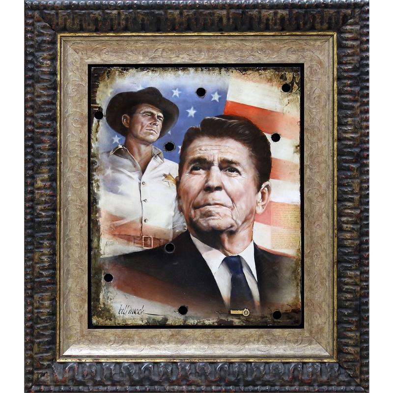 Reagan Career Metamorphasis