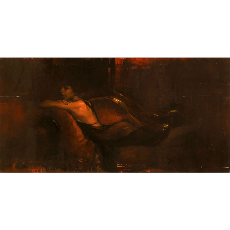Repose in Red, 2016