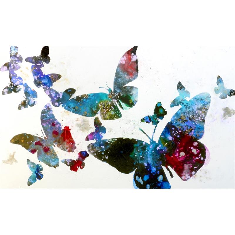 Les Papillons en Vol VI, 2019