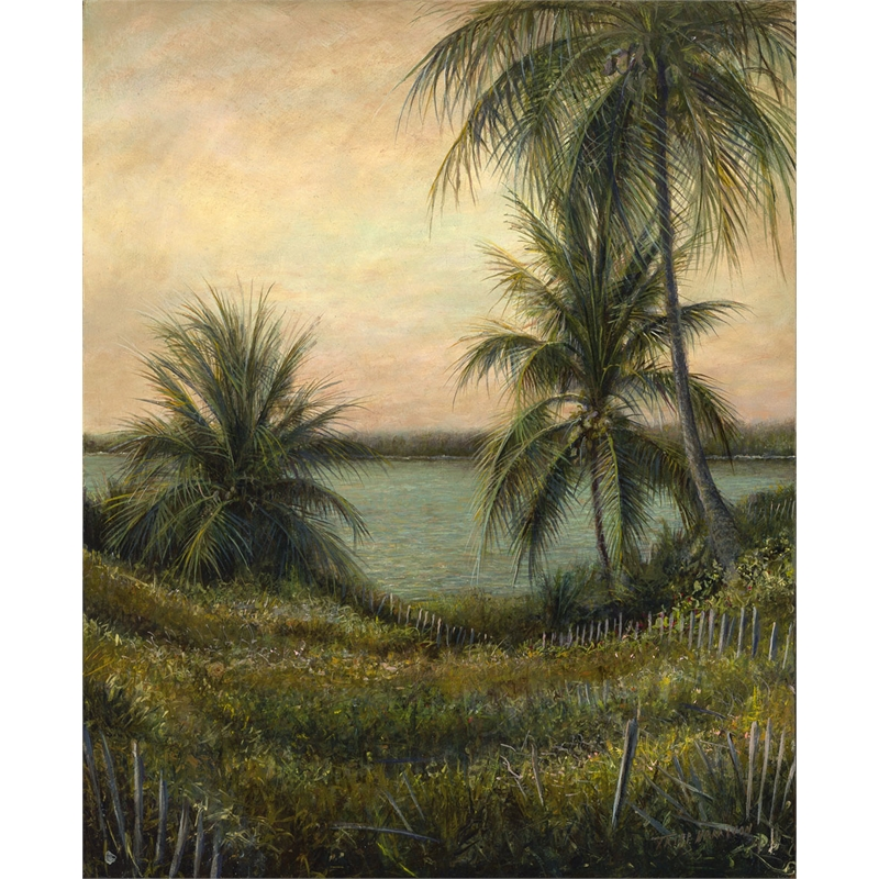 Twilight Palms (0/950)