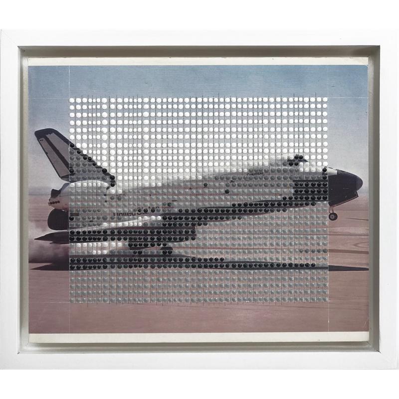 Borrowed Landscapes Study No.175/ FL, NASA, Space Shuttle, 2018