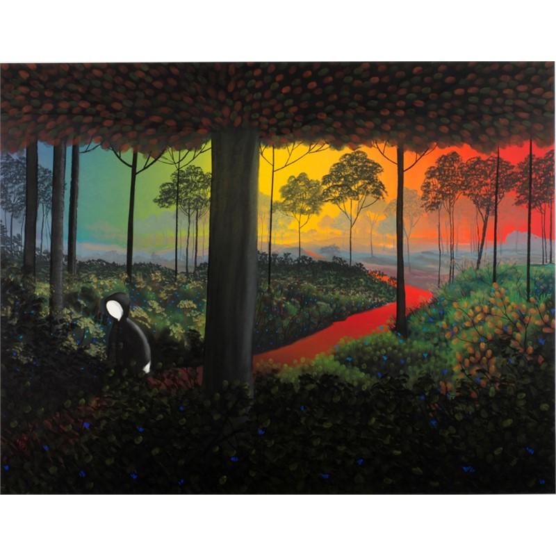 The Search by Mackenzie Thorpe