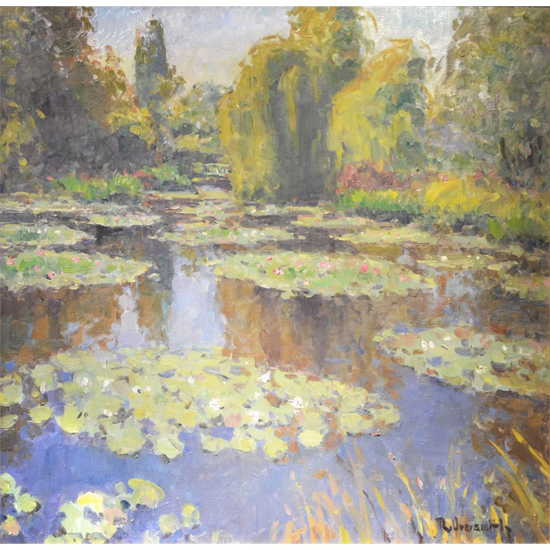 Monet's Muse