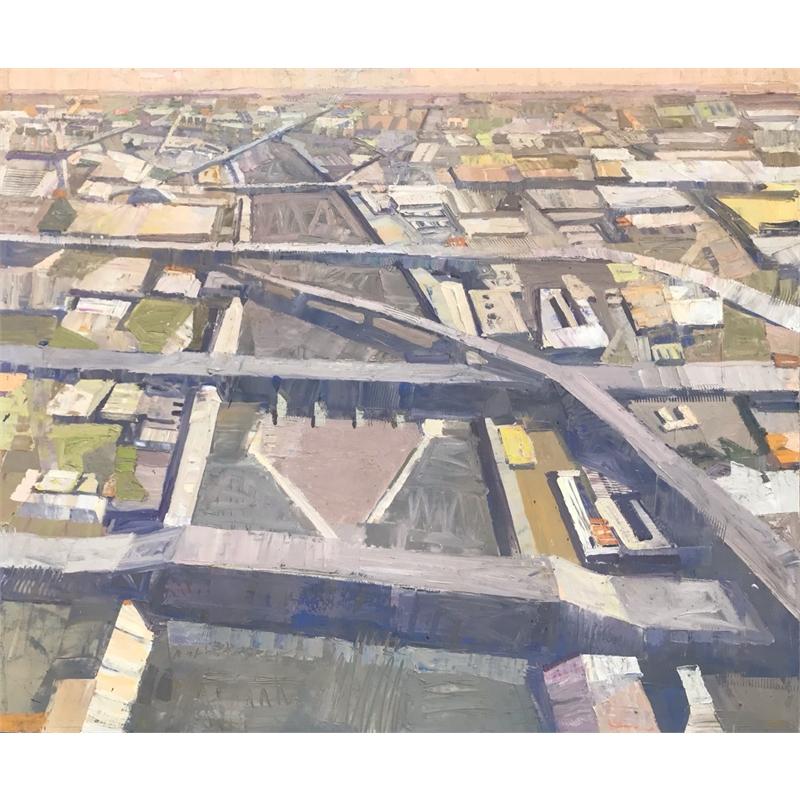 Urban Stream, 2020