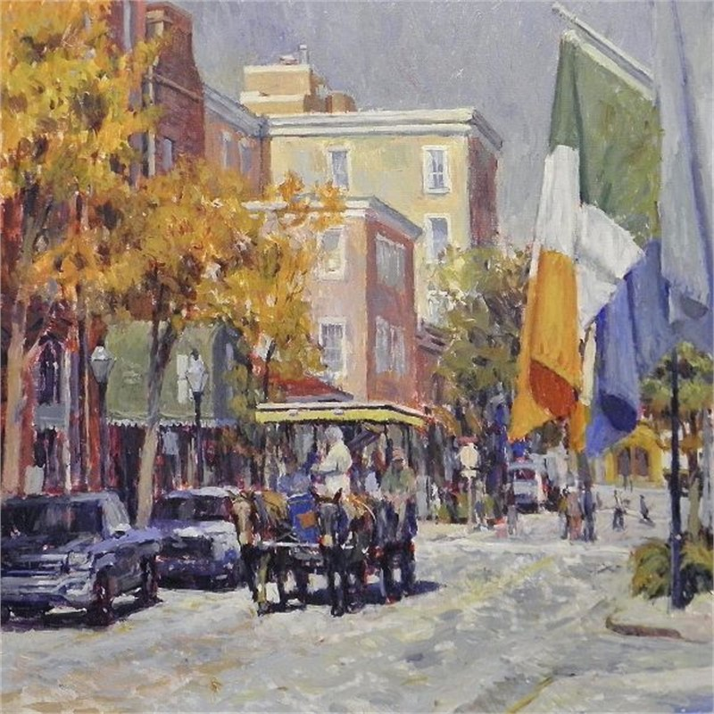 Charleston Street Scene