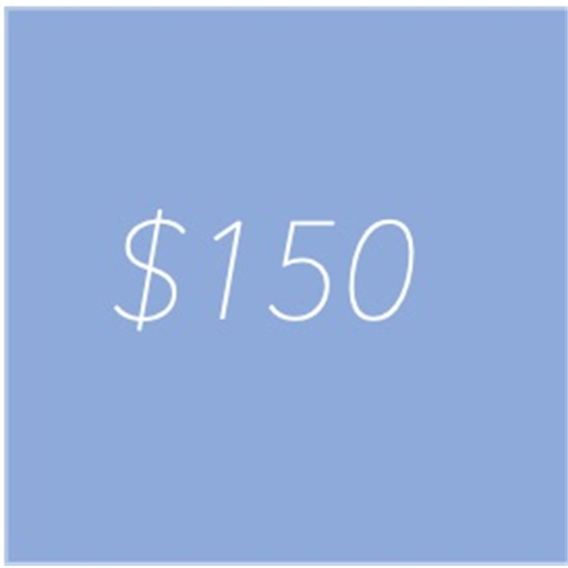 gift credit 150