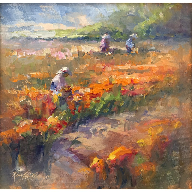 Flower Pickers (California)