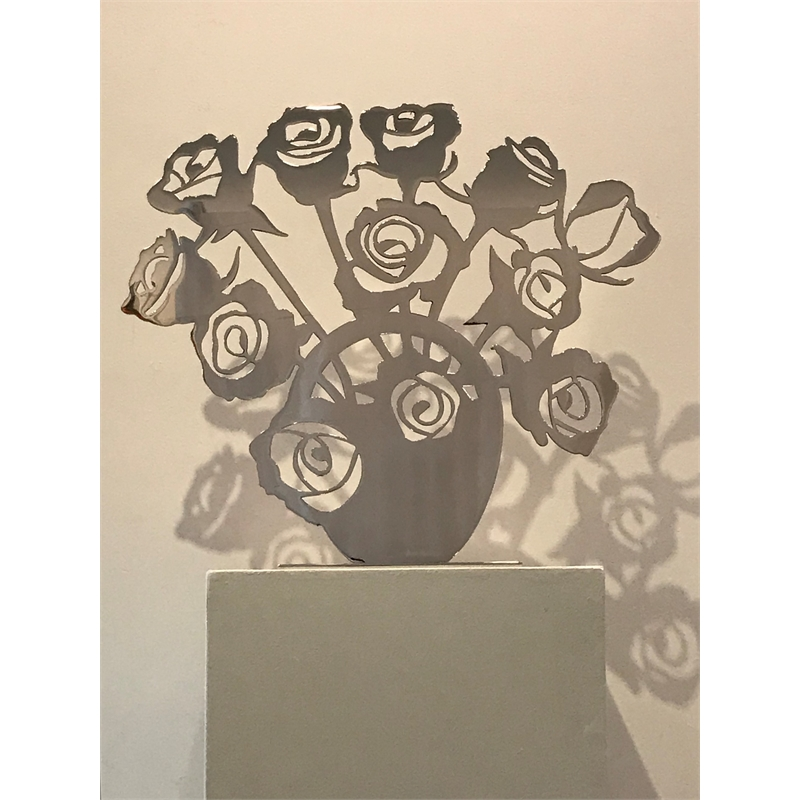 12 Roses by Debbie Carfagno