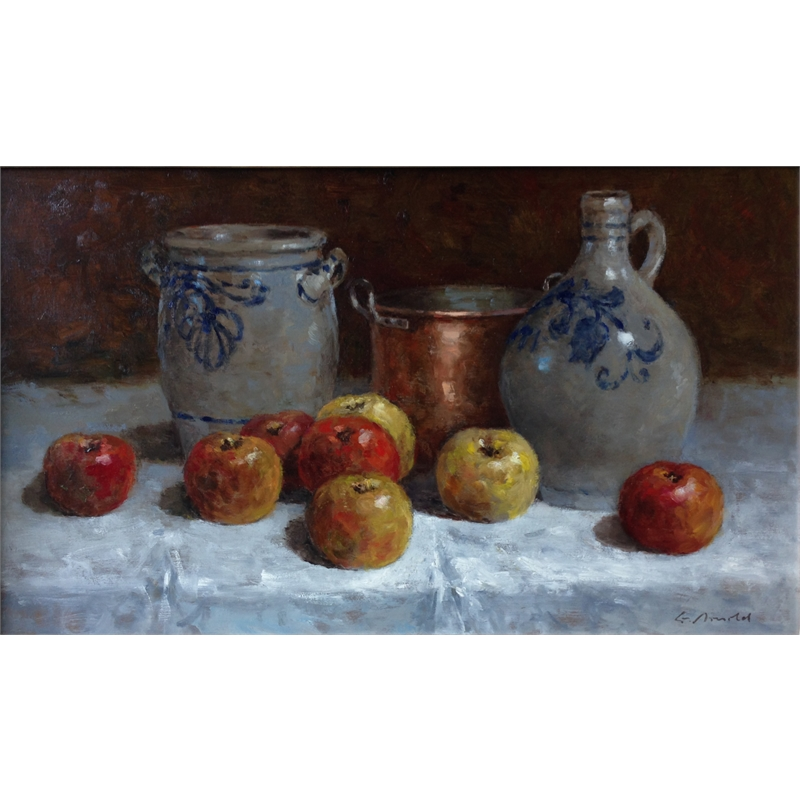 Apples and Pots
