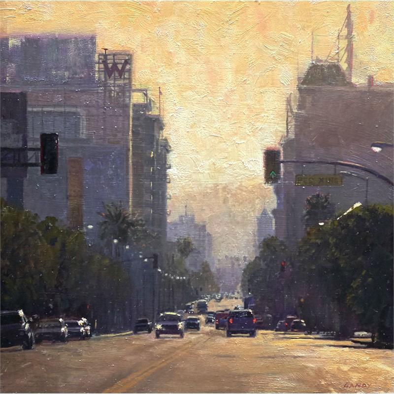 Downtown L.A., 2016