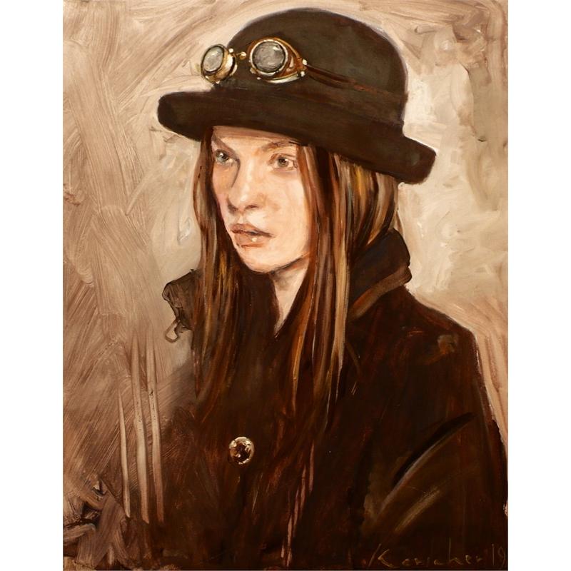 Black Hat #2, 2019