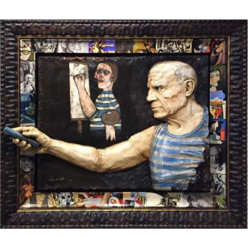 Picasso Original Relief
