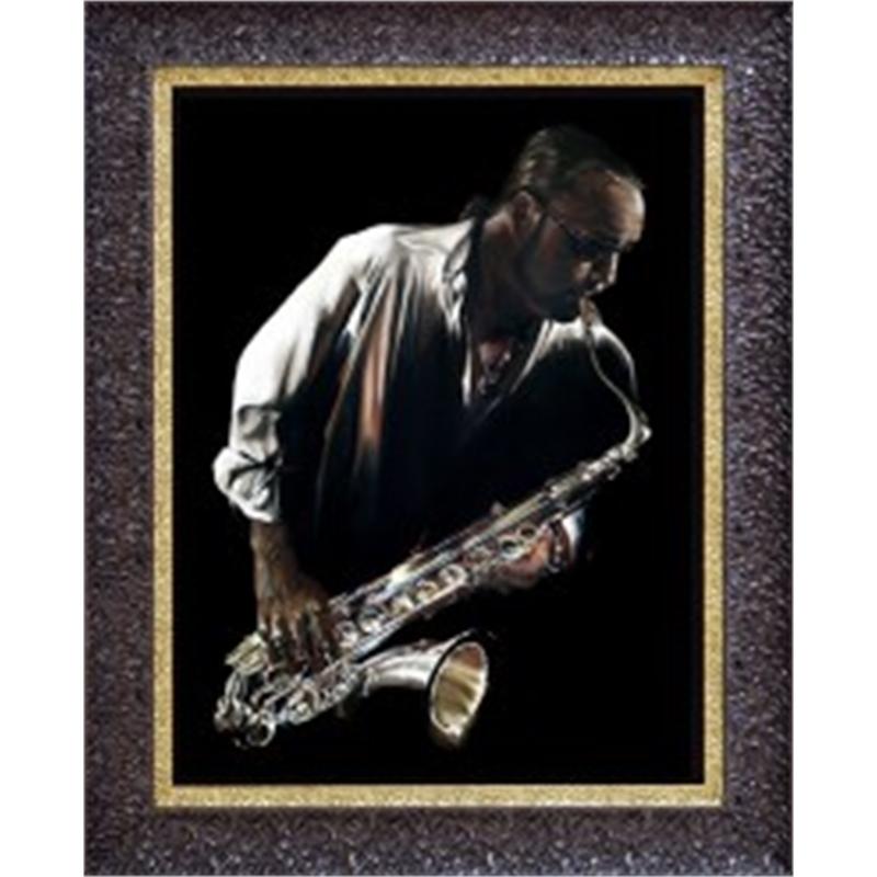Jazzman on Aluminum (0/95)