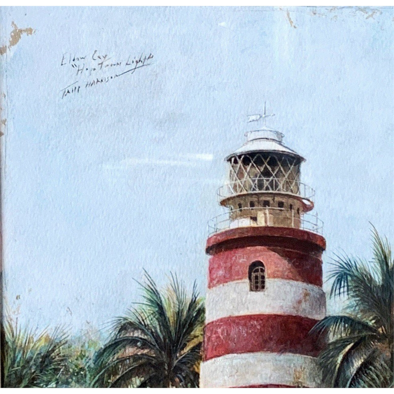 Hope Town Light, 2019