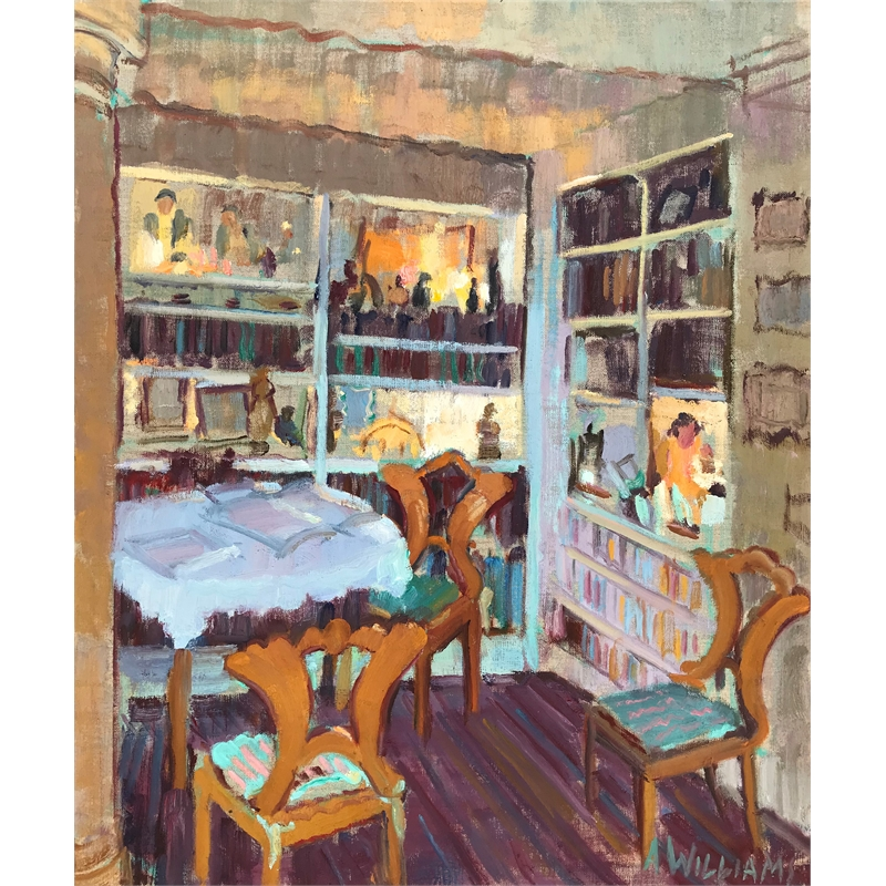 Bernadette's Reading Room