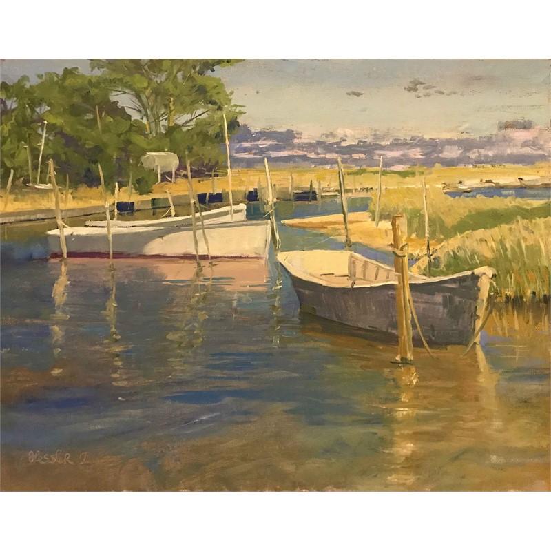 Skiffs, Atlantic Harbor