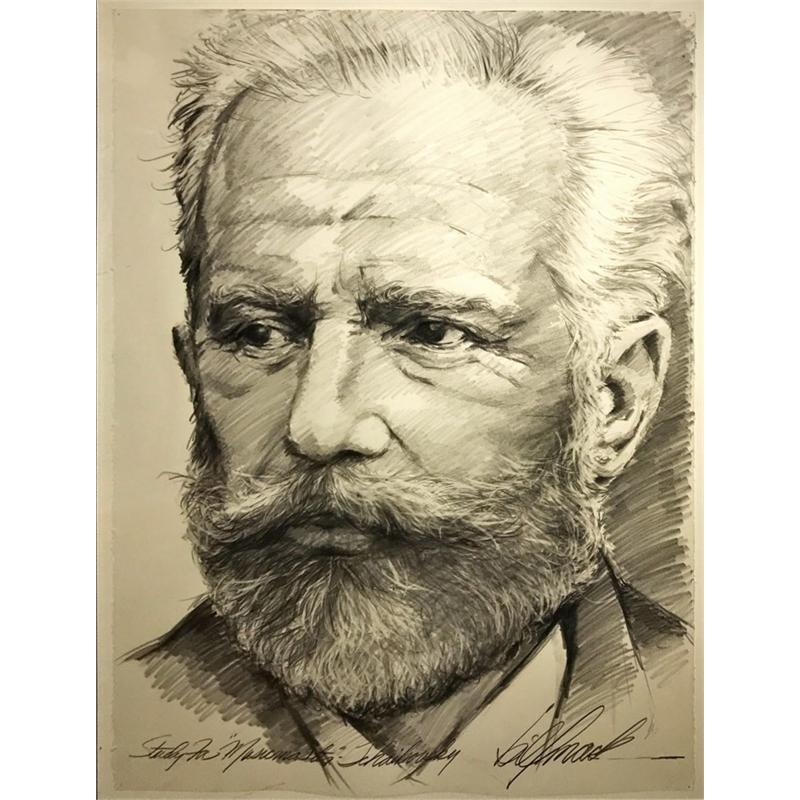 Tchaikovsky Study