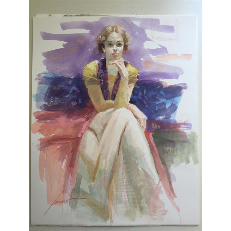 Original Watercolor Release 2