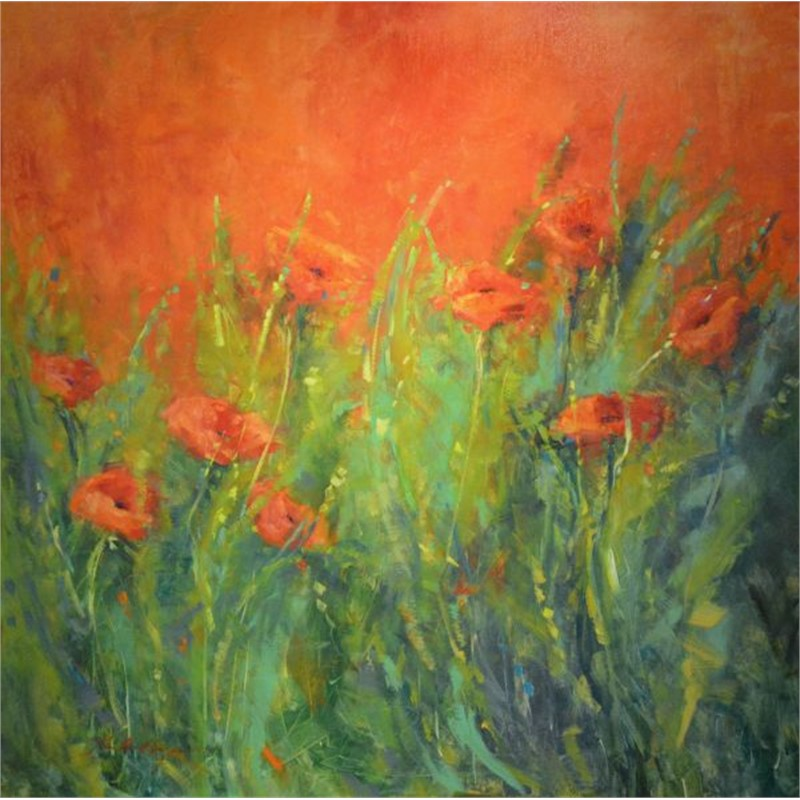 More Than Enough Love (Italian Poppies)