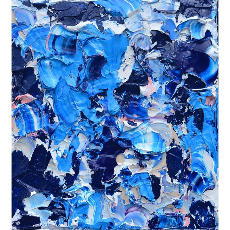 Blue Reflections by Flavio Galvan