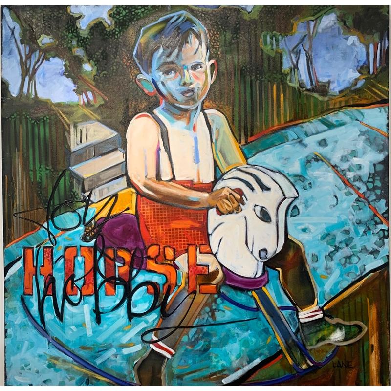 Dada's Boy (Rocking Horse)