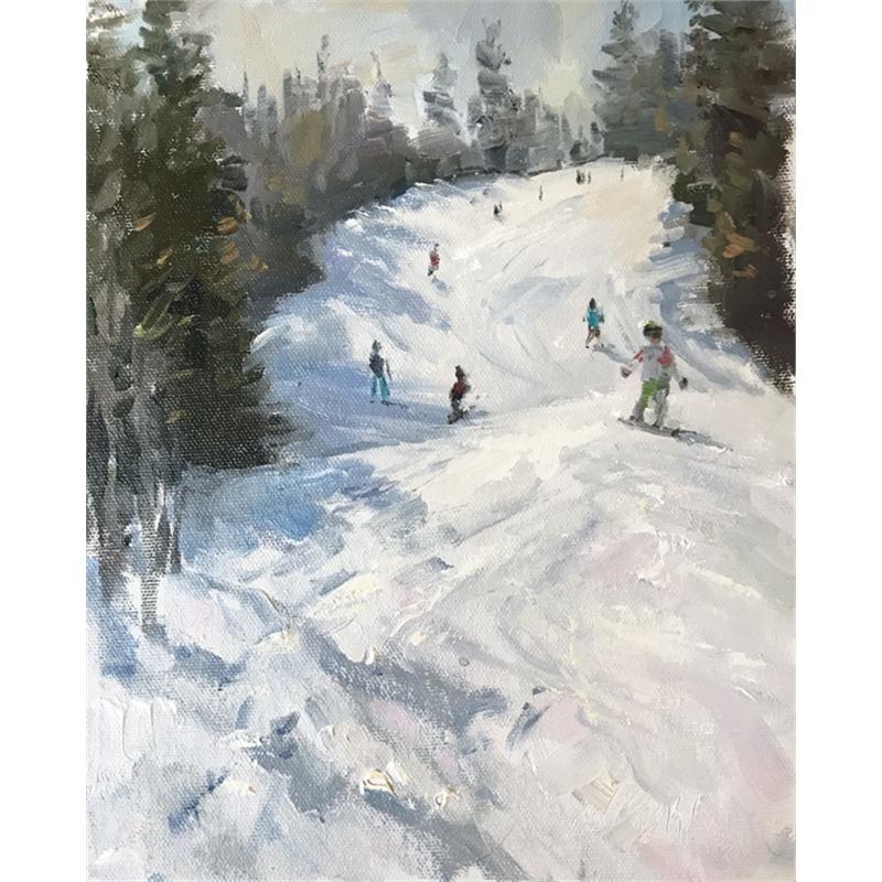 Ski Down