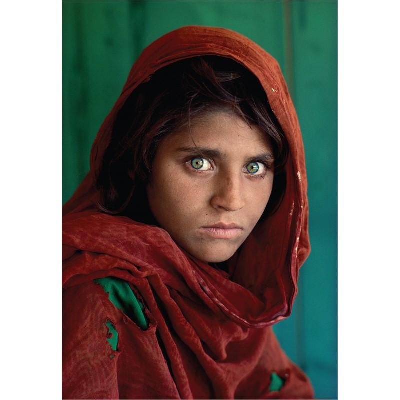 Afghan Girl (1/20), 1984