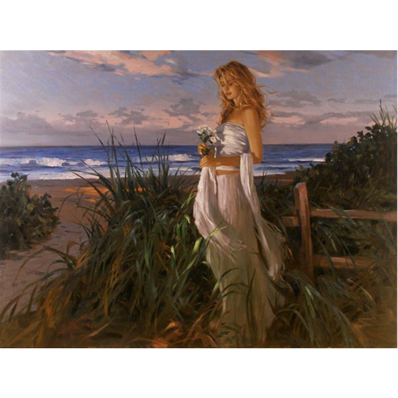 Evening Comes by Richard Johnson