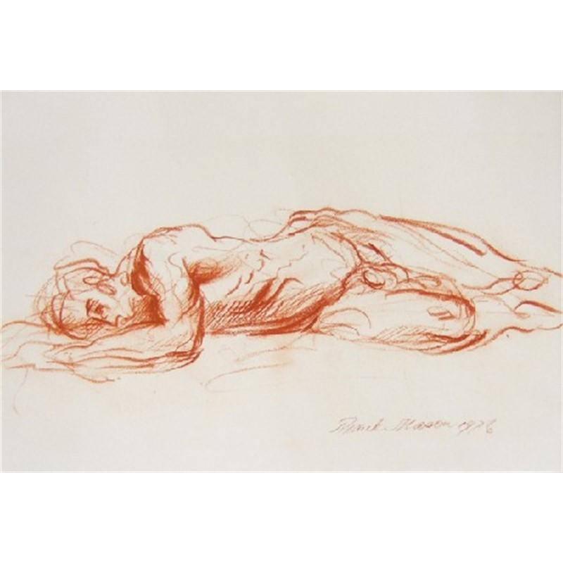 Sleeping Endymion by Frank Mason
