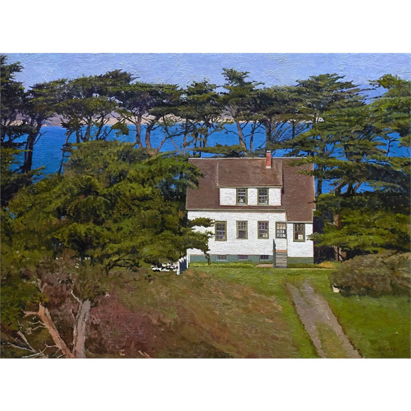 House in Point Reyes, 2016