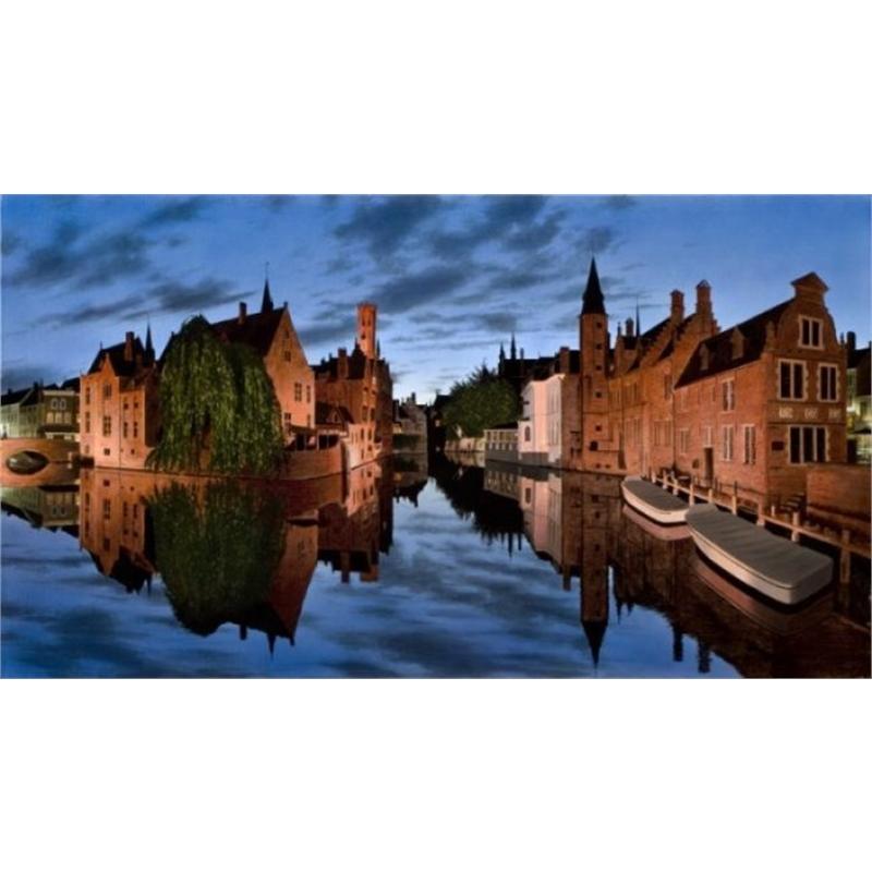 Evening in Bruges (0/100)
