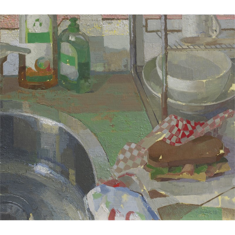 Sandwich #14, 2018