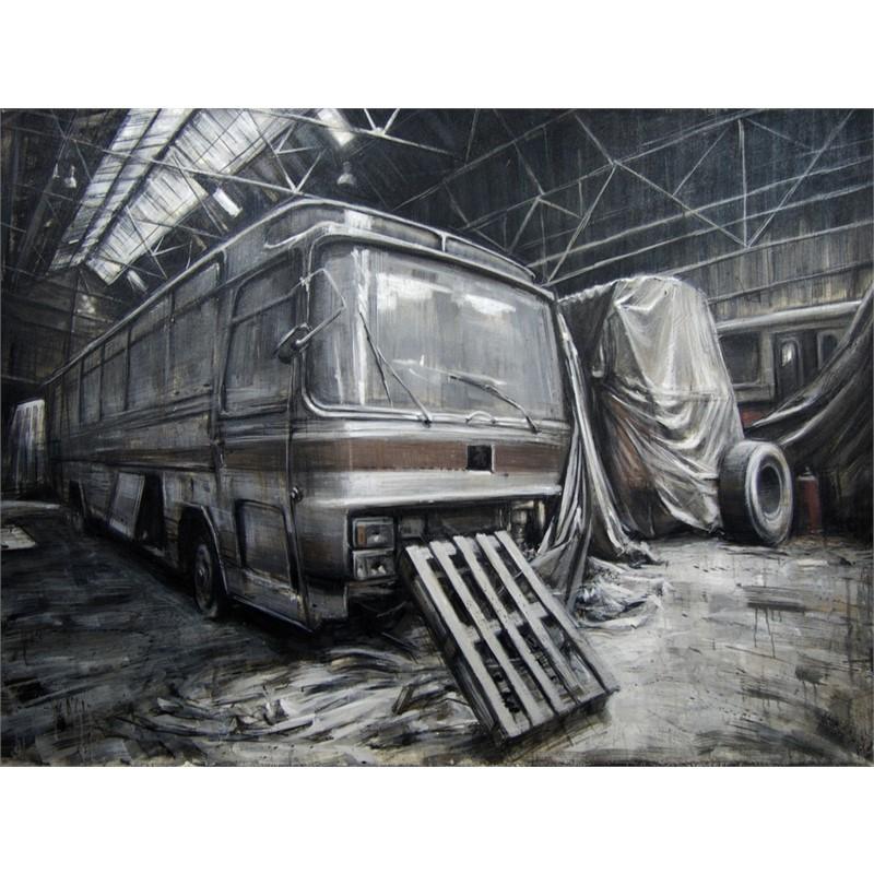 Abandoned Buses