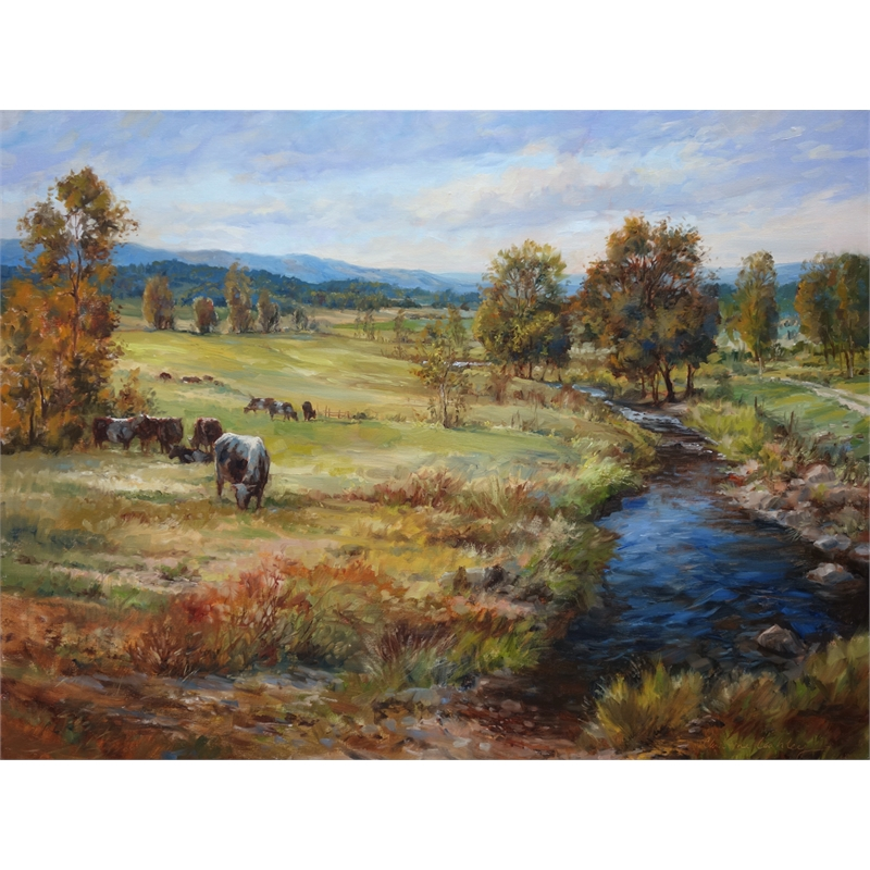 Peaceful Pasture