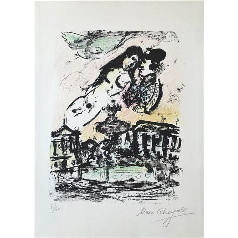 Le Ciel des Amoureux (40/7), 1962