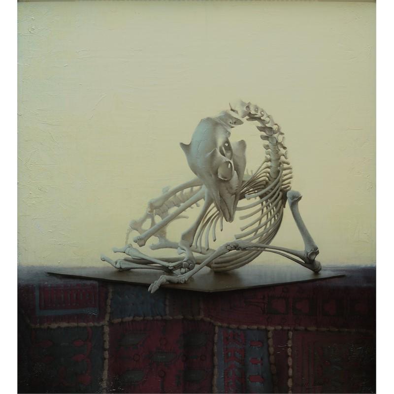 Goat Skeleton, 2009